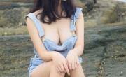 倪业腾 – 华丽的天津模特